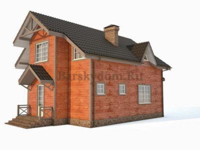 как сделать пристройку к кирпичному дому