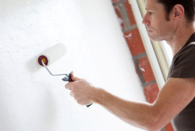 как покрасить осб плиту