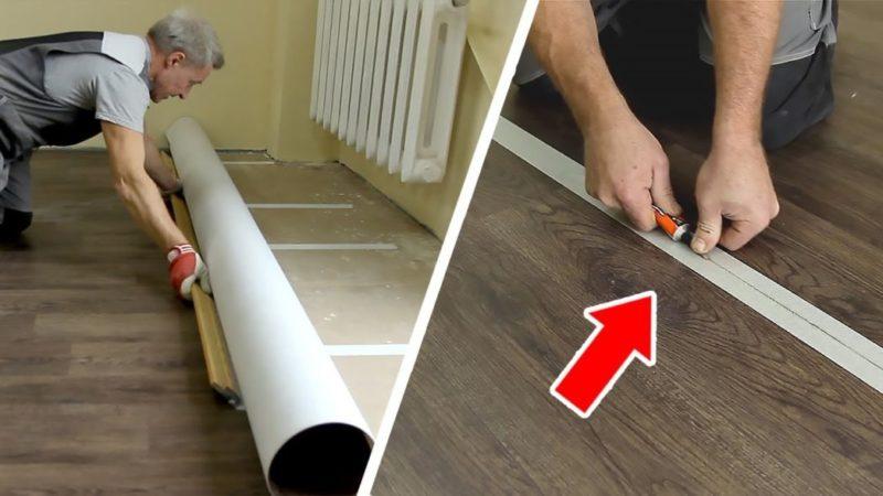 Чем выровнять пол в ванной под плитку