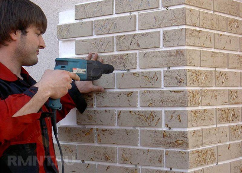 Как крепить фасадные панели - ПроСтройматериалы