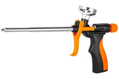 как работает монтажный пистолет