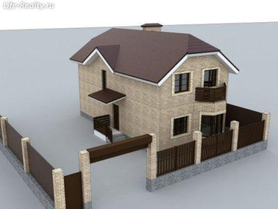 какой дом можно построить на 4 сотках