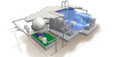 как сделать бетонный бассейн