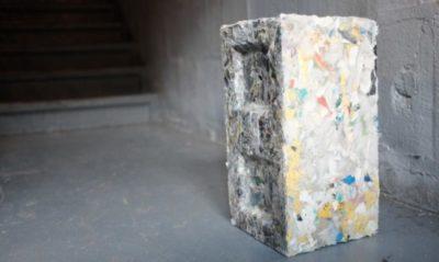 как сделать белый бетон