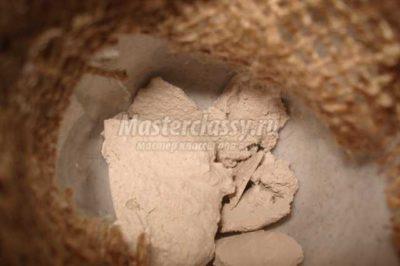 опилки с цементом как утеплитель