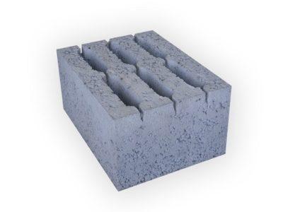 сколько весит бетонный блок