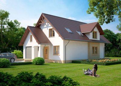 какой дом дешевле построить одноэтажный или двухэтажный