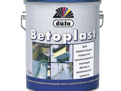 какой краской покрасить бетонный пол