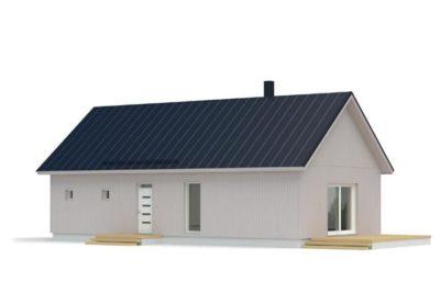 как строят финские дома