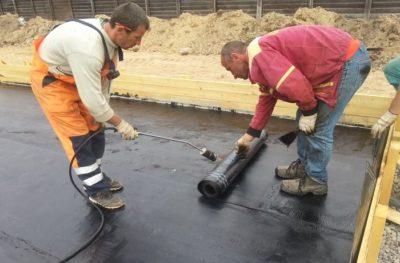 как правильно замесить бетон