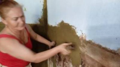 как штукатурить саманные стены