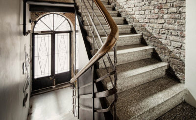 сколько ступенек на лестнице в подъезде