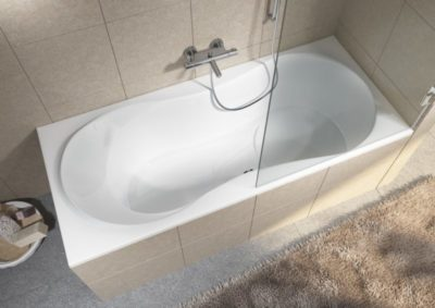 что такое акриловая ванна из чего сделана