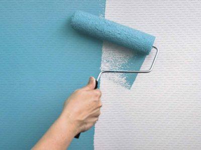 какой валик выбрать для покраски потолка