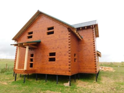 из какого бруса лучше строить дом