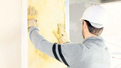 как утеплить бетонную стену изнутри