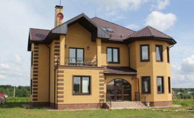 Из какого кирпича построить дом?