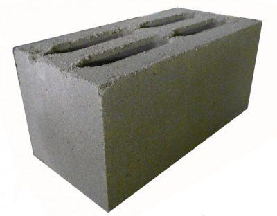 как класть керамзитобетонные блоки