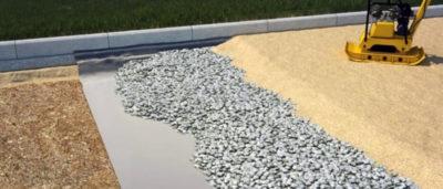 как укладывать дорожные плиты