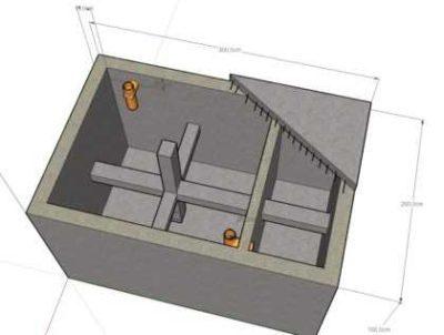 как сделать баню из блоков