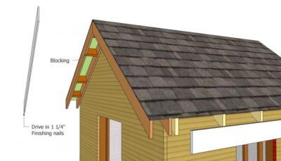 как сделать обрешетку под профнастил на крышу