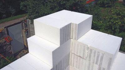 как делают газобетонные блоки