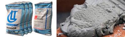как сохранить цемент до следующего года