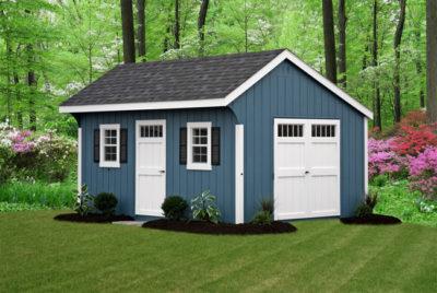 как построить летний домик