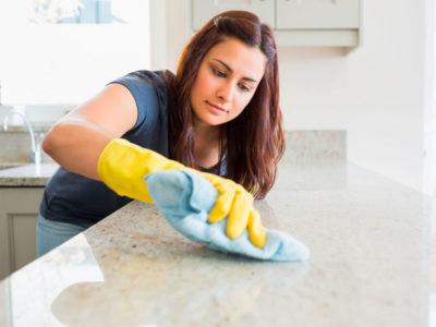 зачем мыть полы с солью