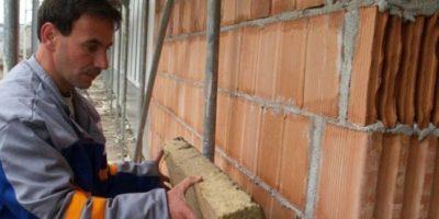 как утеплить кирпичную стену