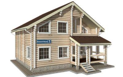 как построить дом из сруба