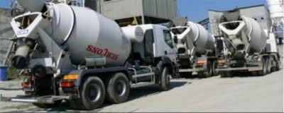 что такое бетонная смесь