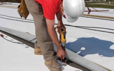 как укладывать гидроизоляцию на крышу