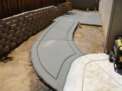 что лучше асфальт или бетон