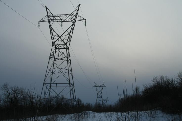 Длина столба электрического деревянного