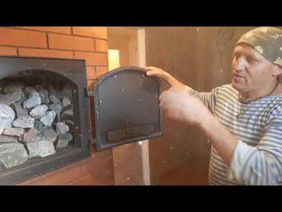 как правильно топить кирпичную печь